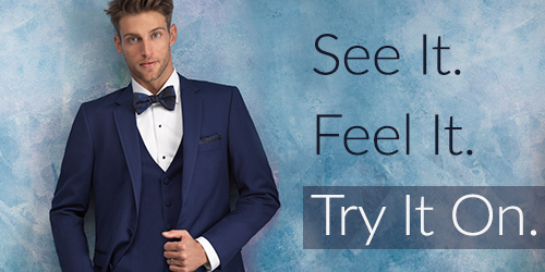 FREE Grooms Try On