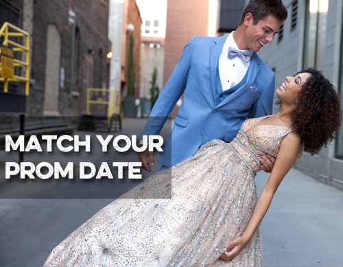 Match Your Prom Date