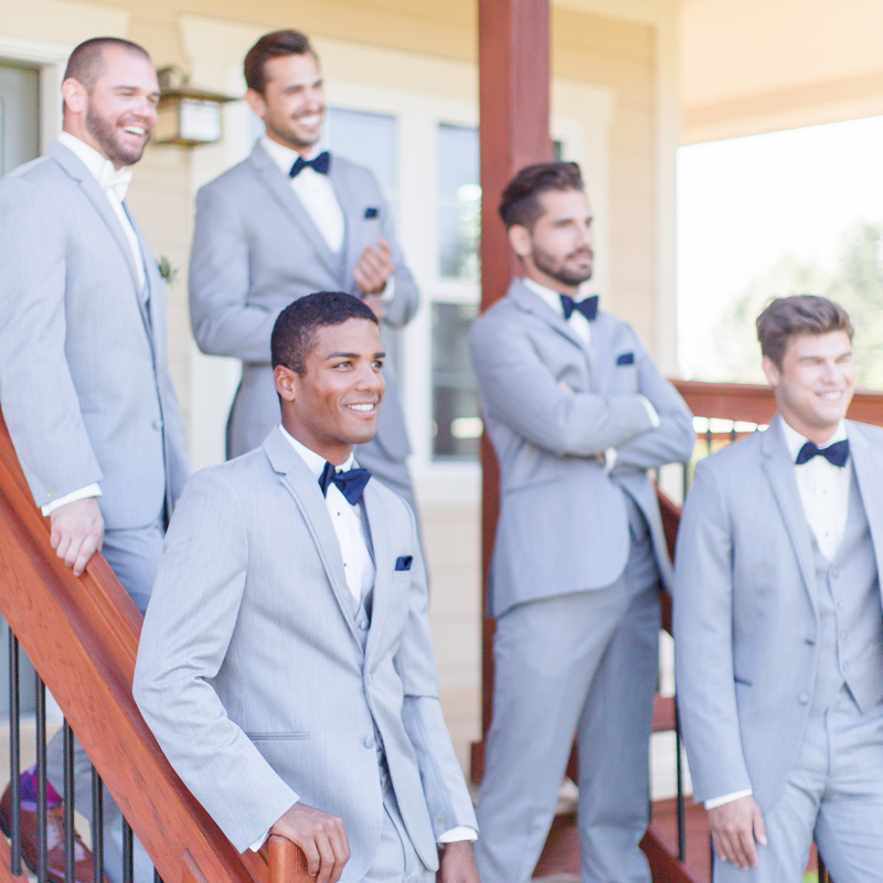 Out of Town Groomsmen
