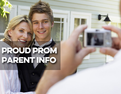 Proud Prom Parent Information