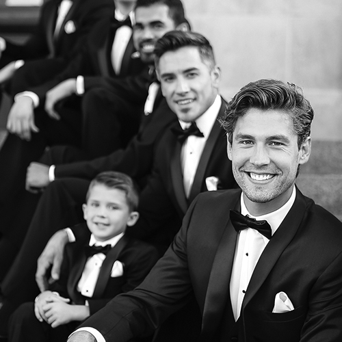 Wedding Suits & Tuxedos