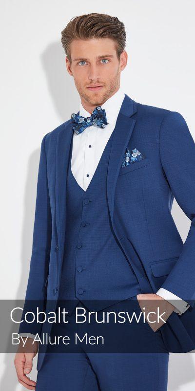 Cobalt Blue Brunswick