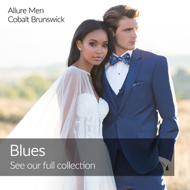 Allure Men cobalt brunswick - Blues - See our full collection
