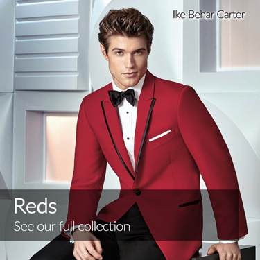 Red Ike Behar Carter Tuxedo Home Page Sliders 375x375
