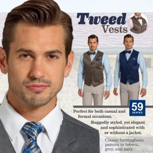 Tweeds & Coat-less