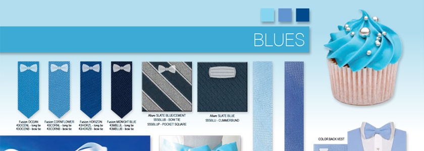 Explore All Your Blue Options