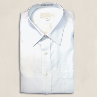 SH490, Laydown Collar w/ Pocket, Poly-Cotton Blend, Sizes: SM-4X