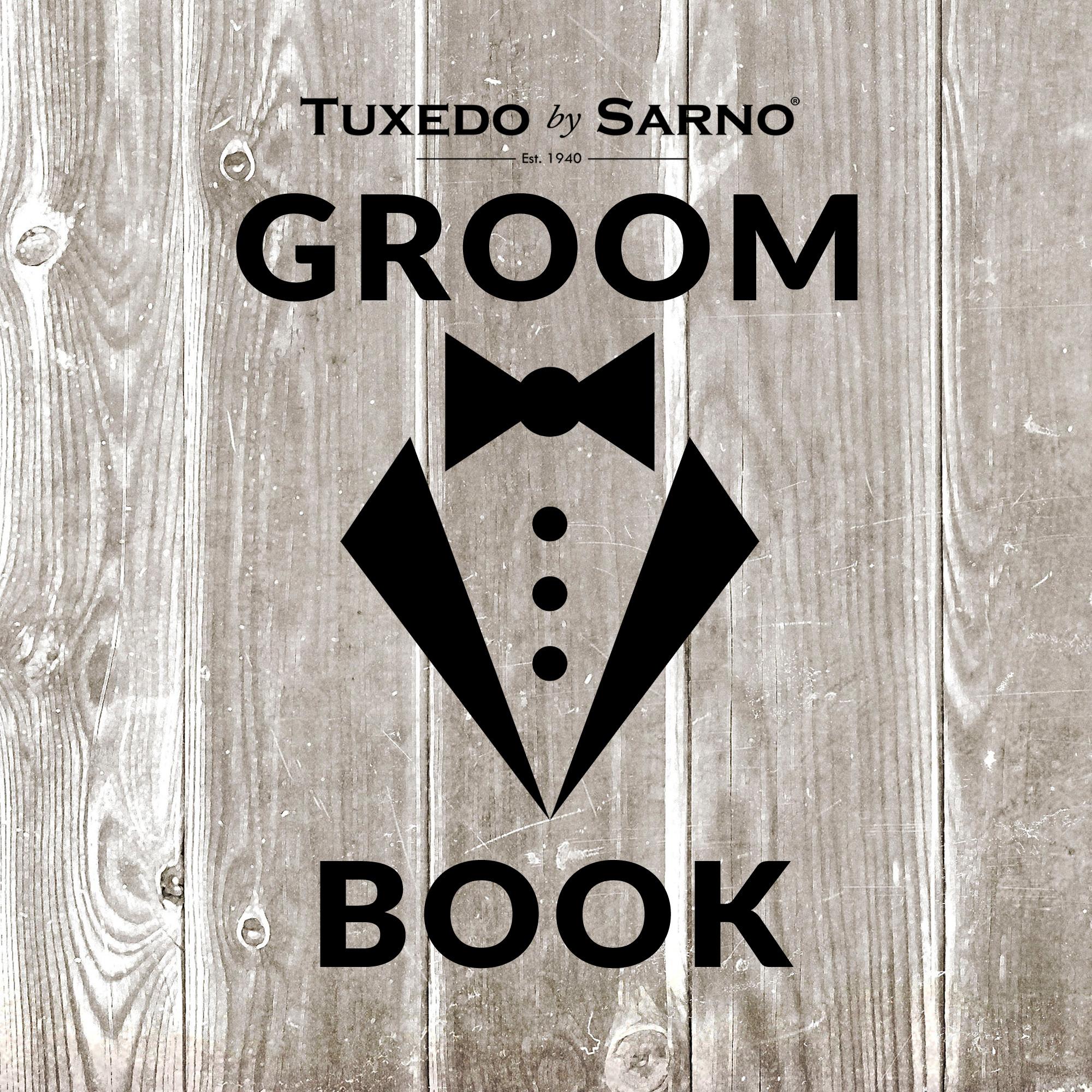 Tuxedo by Sarno - Groom Book