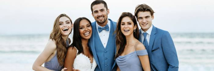 Wedding Suits & Tuxedos
