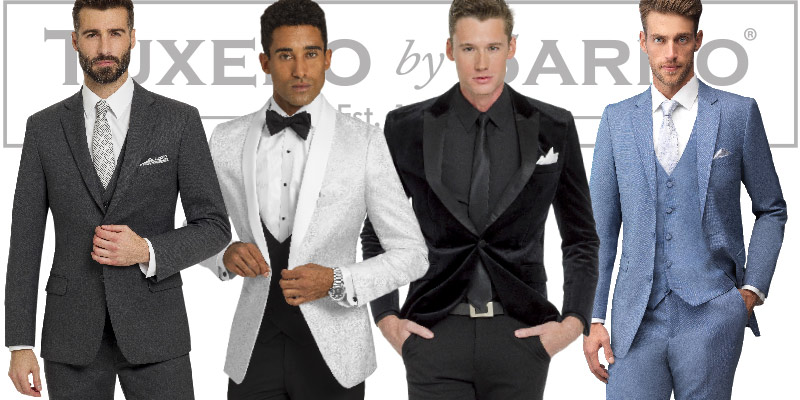 Suits and Tuxedos for All Events