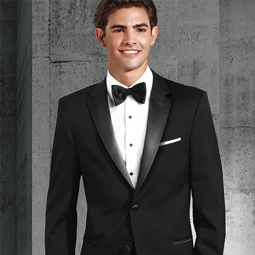 Retail Black Tuxedo