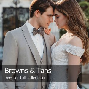 Tan Wedding Suits Tuxedos