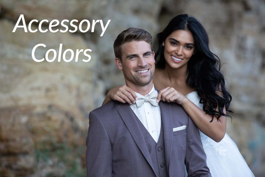 Tie and vest colors