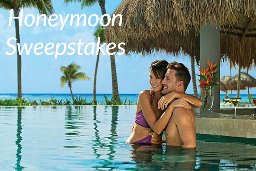 Dream Honeymoon sweepstakes
