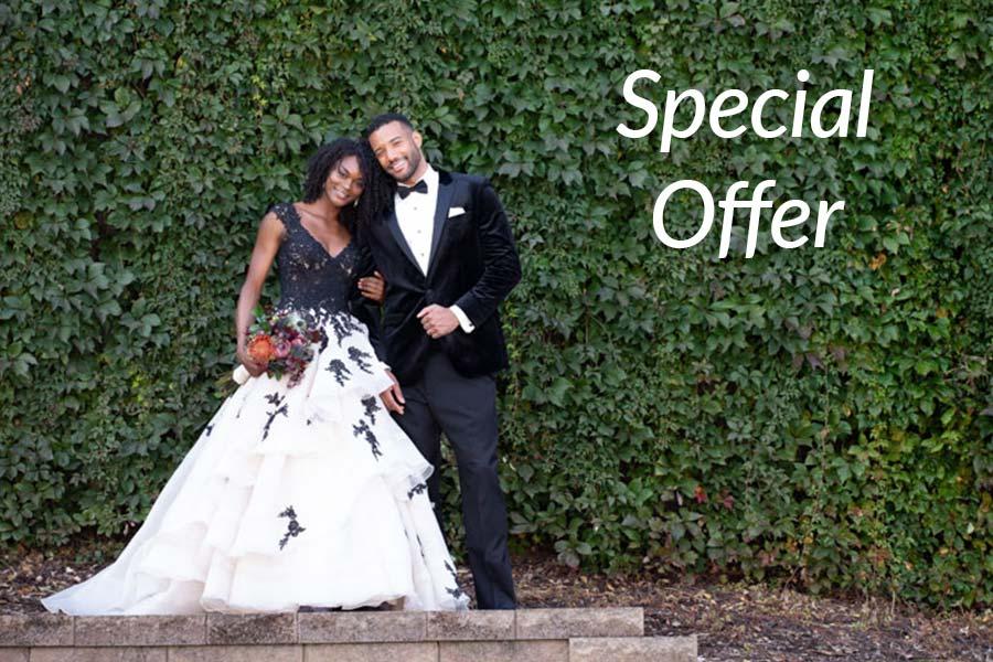 Your wedding savings